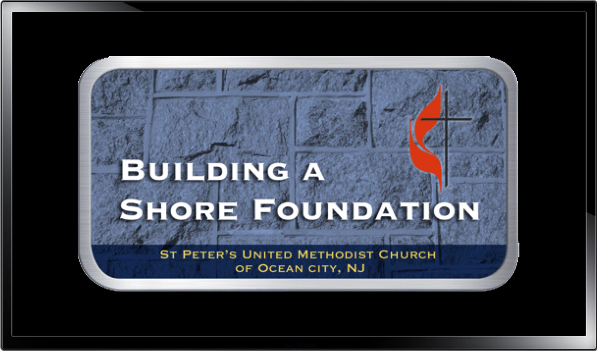 Building A Shore Foundation