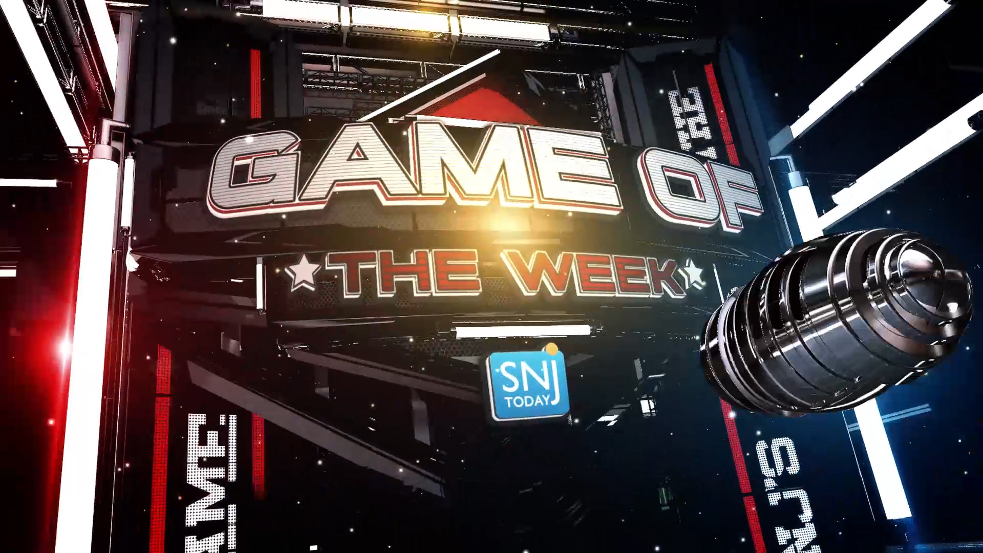 SNJ's Game of the Week / The Locker Room